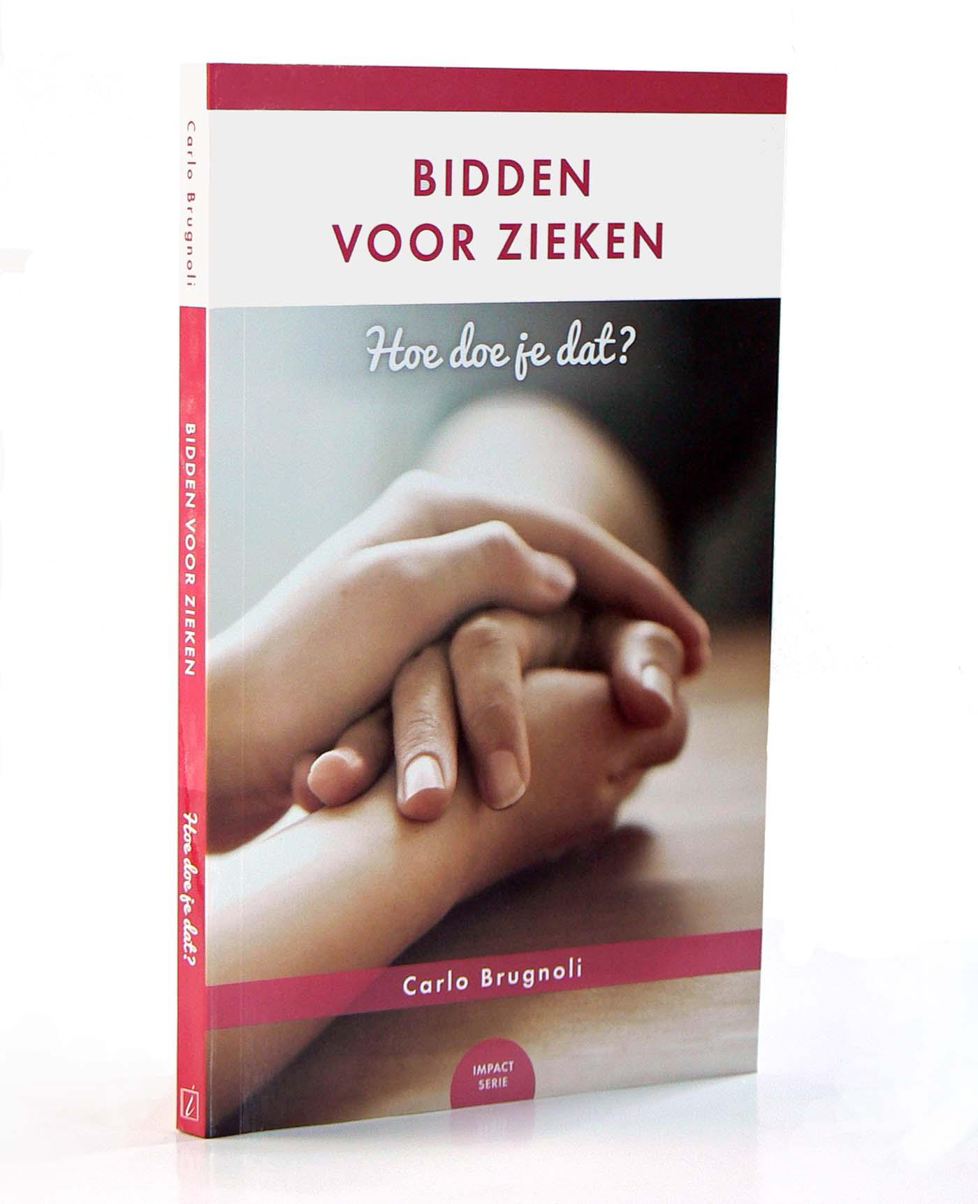 Boek Bidden voor zieken - Carlo Brugnoli