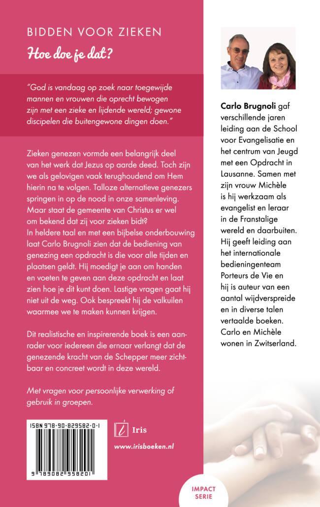 Boek 'Bidden voor zieken' - Carlo Brugnoli